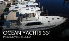 1984 Ocean Yachts 55 Sunliner