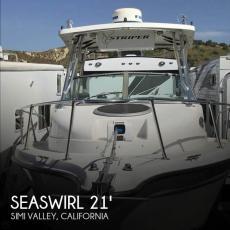 2001 Seaswirl Striper 2101