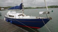 PIONEER 9  30' 5 BERTH, BETA DIESEL, £3750
