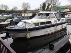 """""""Thames Mustique"""" 30ft Seamaster 30"""
