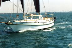 45ft liveaboard cruising yacht