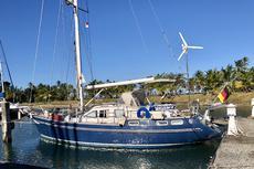 Nauticat 42. Original owner