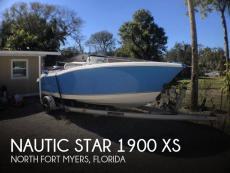 2015 Nautic Star 1900 XS