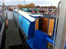 For Sale 58ft cruiser stern Liverpool Boats 2004 £44,995