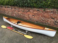 "12ft  ""Sassafrass"" Canoe"