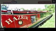 70ft Trad Narrowboat