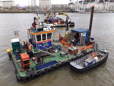 Multipurpose Modular Vessel for sale