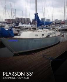 1974 Pearson 33