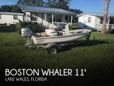 1980 Boston Whaler 110 sport