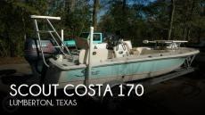 2007 Scout Costa 170