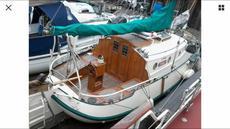 Tjalk sailing barge