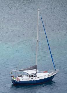 38ft Steel Blue Water Cruising Yacht