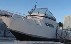1980 26' x 10.5' Aluminum Work Boat