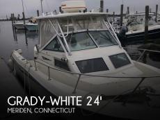 1981 Grady-White 240 Offshore