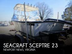 1978 SeaCraft Sceptre 23