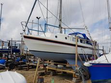 23ft Westerly Pageant