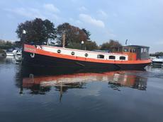 2011 Piper 55 Dutch Barge