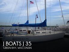 1987 J Boats J 35