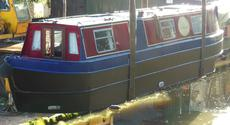 40ft Traditional Beeston Narrow Boat - Centurion