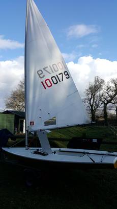 laser 100176 Good club boat - incl combi