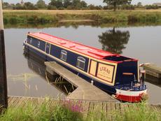 60ft Narrowboat Lukas- Custom Built 2015