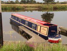 60ft Narrowboat Lukas- Custom Built 2015
