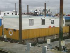 offers static houseboat