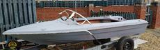 Fletcher arrow 1990 shell   project boat