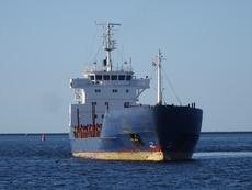 General Cargo Ship Ice class 1B abt. 4500 DWT built 1981 in Germany