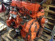 FORD 4  CYLINDER DIESEL ENGINE
