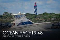 1989 Ocean Yachts 48 Super Sport
