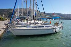 Jaguar 27 Sailing Yacht Preveza Ionian Greece