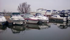 Sea Ray 268 House boat