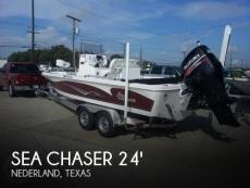 2012 Sea Chaser Bayrunner 250LX