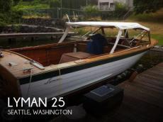 1962 Lyman 25