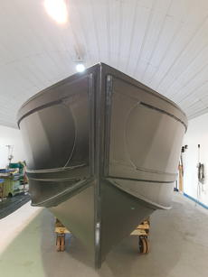 8.5M & 11M Workboat