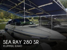 1994 Sea Ray 280 SR