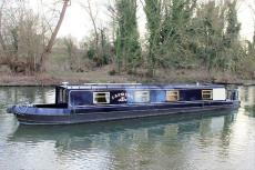 2001 Dragon Cruiser Stern Narrowboat