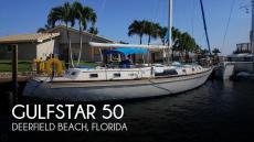 1977 Gulfstar 50