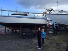 marcon striker 22 sailing yacht