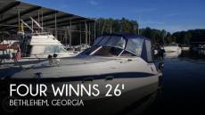 1999 Four Winns Vista 248