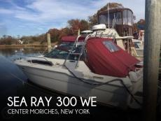 1985 Sea Ray 300 WE