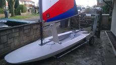Topper Sailing Dinghy in VGC
