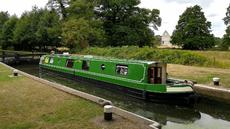 Unique narrowboat & Hire business, in Surrey.