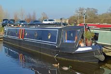 53ft Trad Stern Narrowboat
