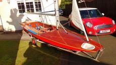 Fireball 14339 inc new sails