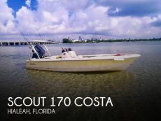 2004 Scout 170 Costa