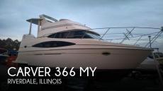2003 Carver 366 MY