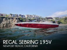1990 Regal Sebring 195V