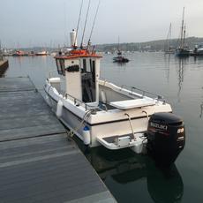Unique 6m fishing vessel